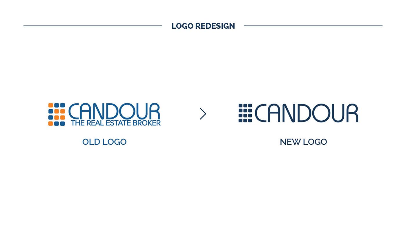 Logo Redesign For Dubai Real Estate Company