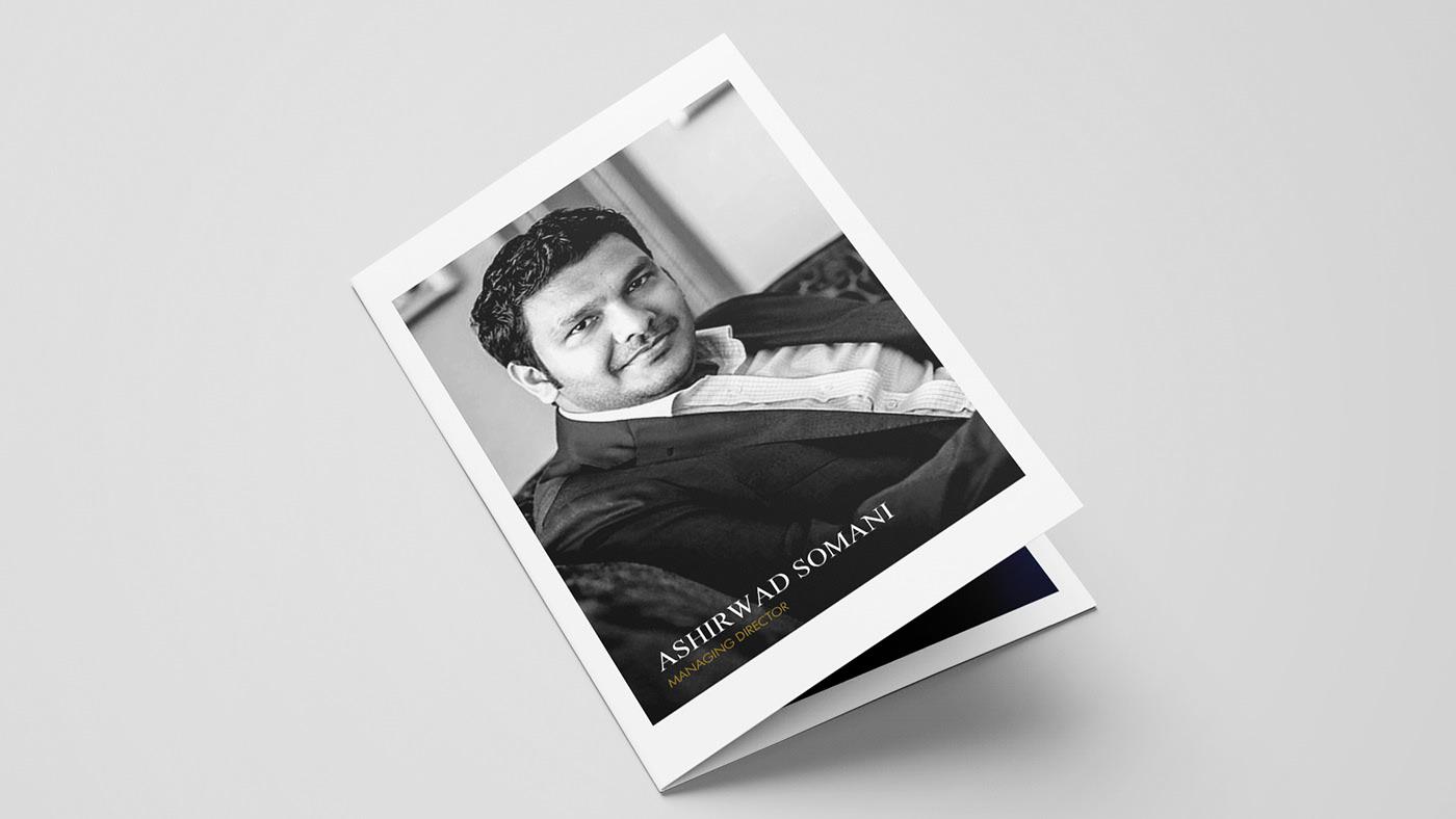 Brochure Design For Dubai Company