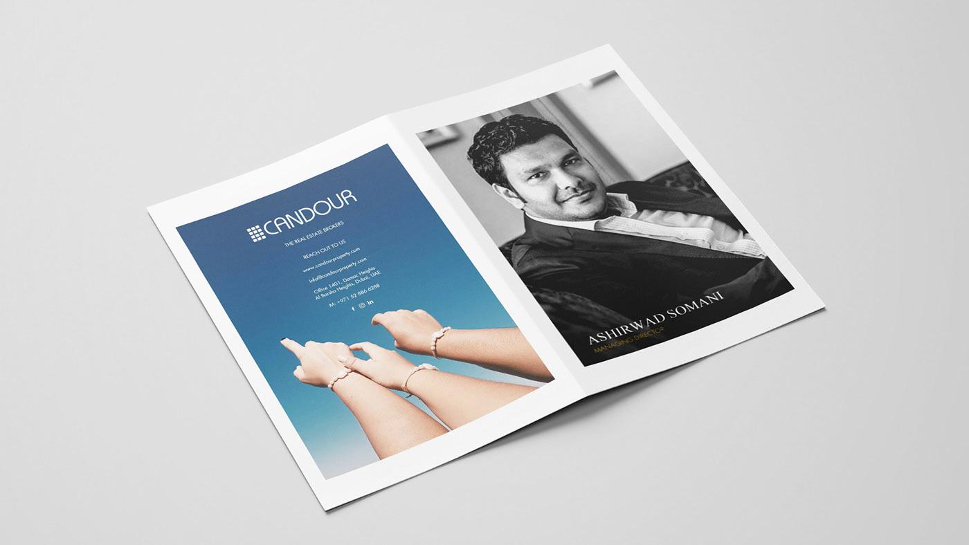branding experience for candour dubai