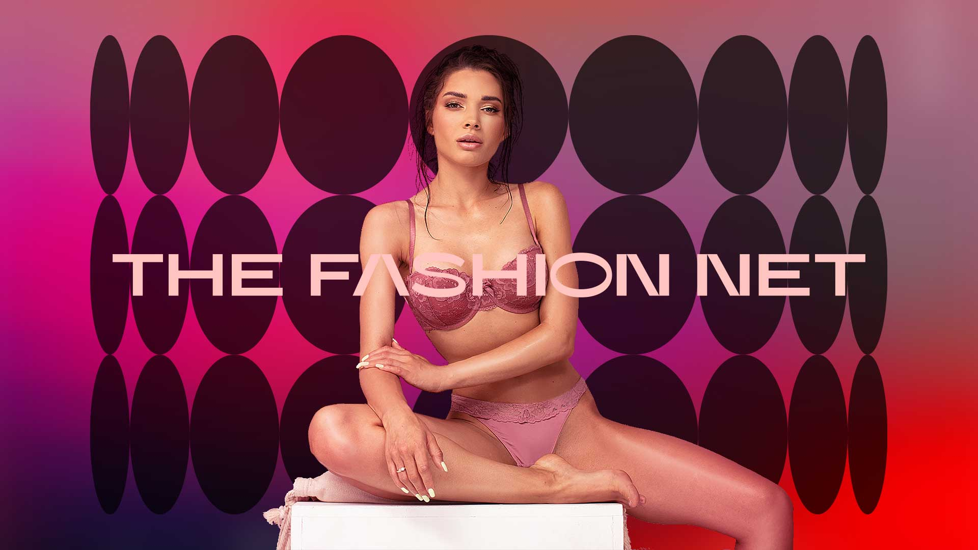 The Fashion Net Brand Identity